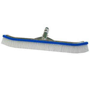 Nylon pool brush